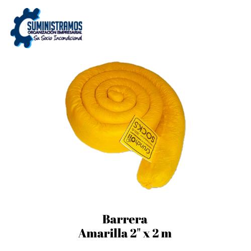 Barrera Amarilla 2 x 2 m