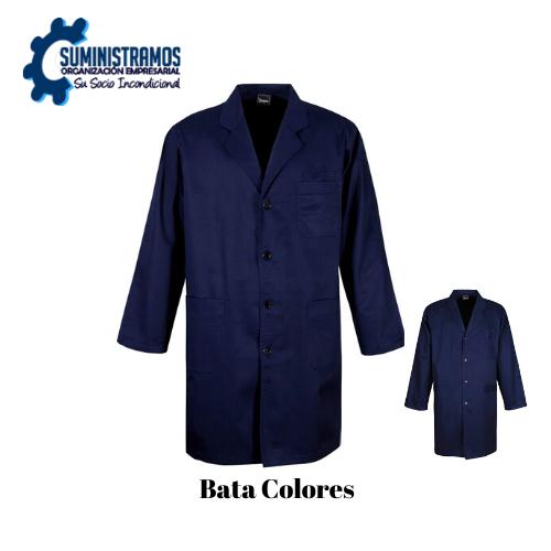 Bata Colores Azul