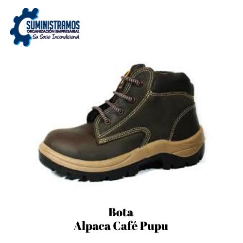 Bota Alpaca Café