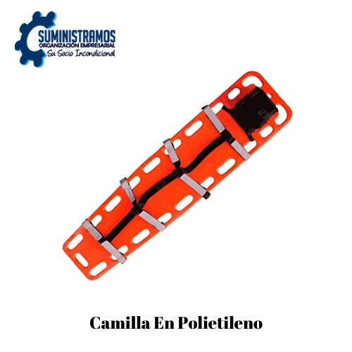 Camilla en Polietileno