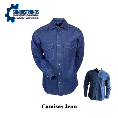 Camisas Jean