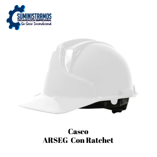 Casco ARSEG con Ratchet