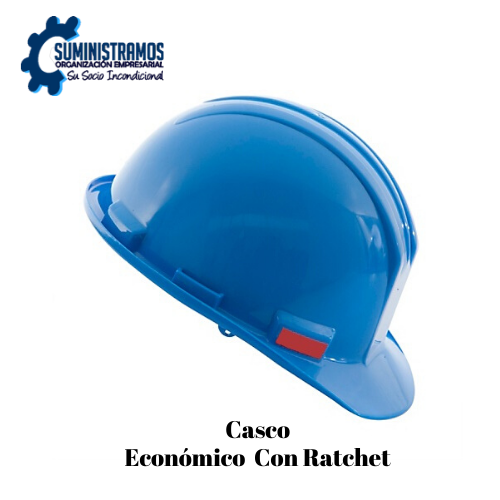 Casco Económico con Ratchet