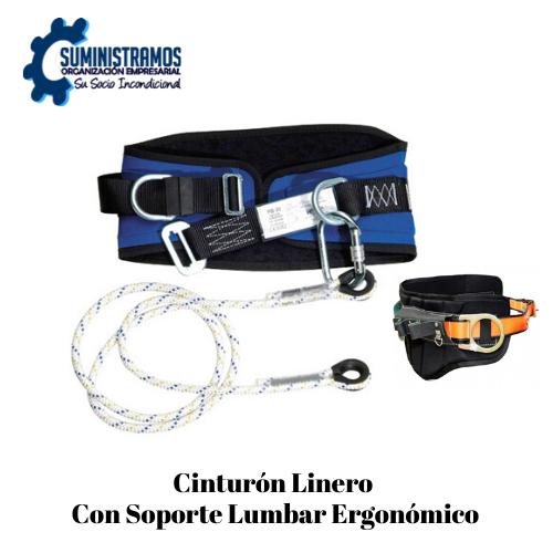 Cinturón Linero Con Soporte Lumbar Ergonómico
