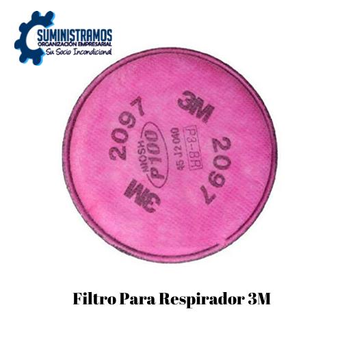 Filtro Para Respirador 3M