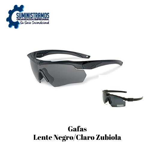 Gafas Lente Negro Claro Zubiola