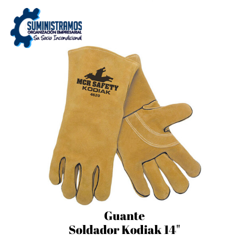 Guante Soldador Kodiak 14