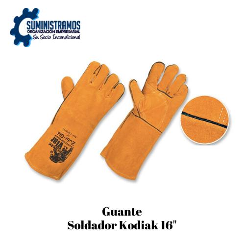 Guante Soldador Kodiak 16