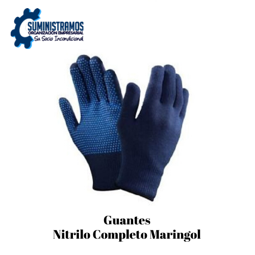 Guantes Nitrilo Completo Maringol