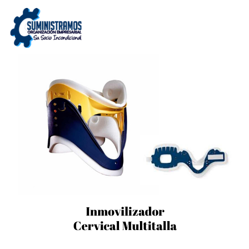 Inmovilizador Cervical Multitalla