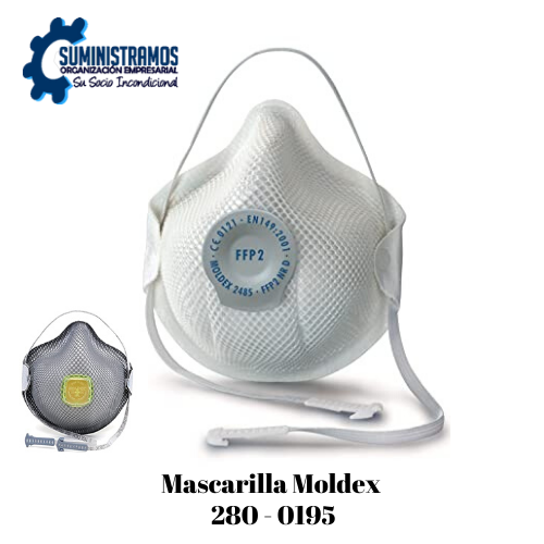 Mascarilla Moldex 280 - 0195