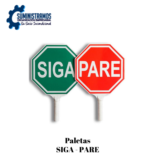 Paletas SIGA - PARE