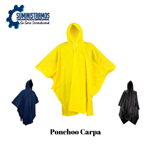 Poncho Carpa