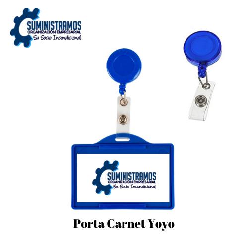 Porta Carnet yoyo