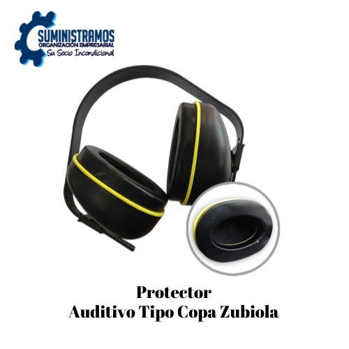 Protector Auditivo Tipo Copa Zubiola