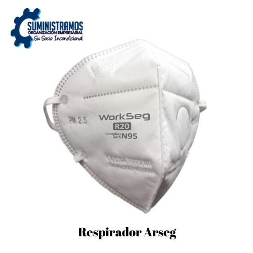 Respirador Arseg