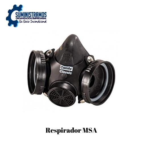 Respirador MSA