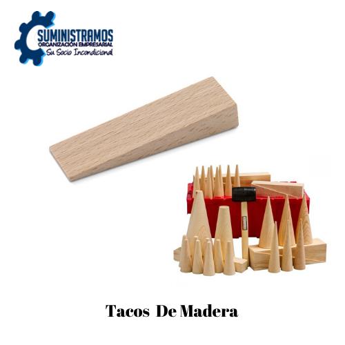 Tacos de Madera