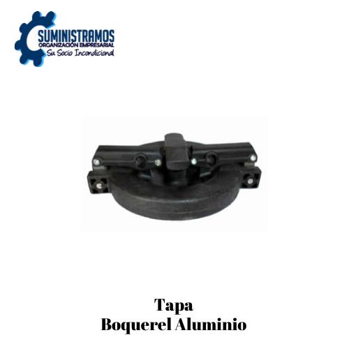 Tapa Boquerel Aluminio