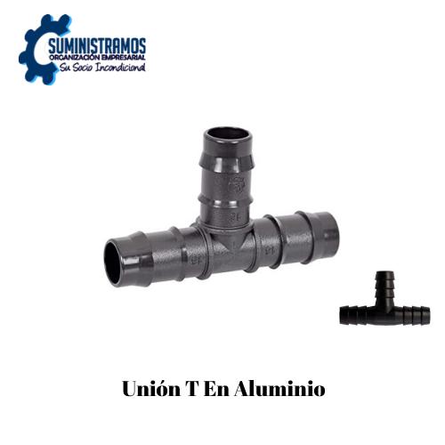 Unión T En Aluminio