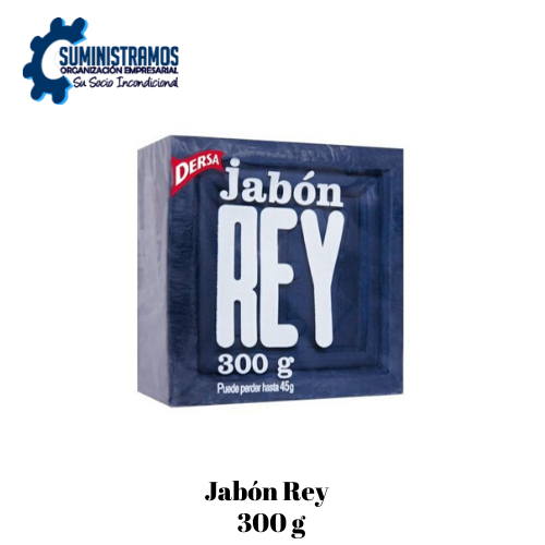 jabón Rey 300 g