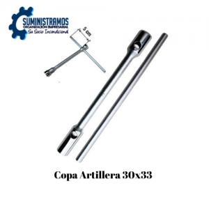 Copa Artillera 30x33