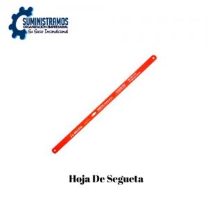 Hoja De Segueta