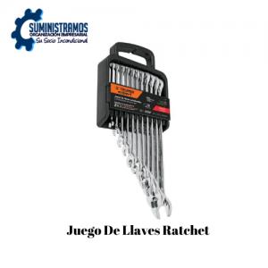 Juego De Llaves Ratchet (2)