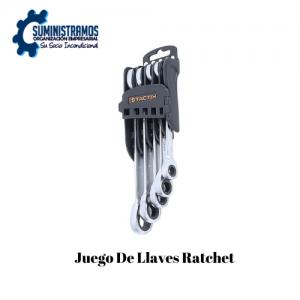 Juego De Llaves Ratchet