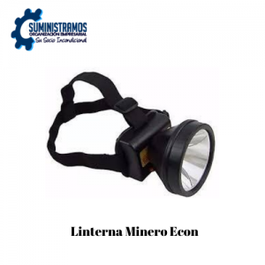 Linterna Minero Econ