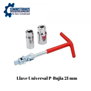 Llave Universal P-Bujia 21 mm