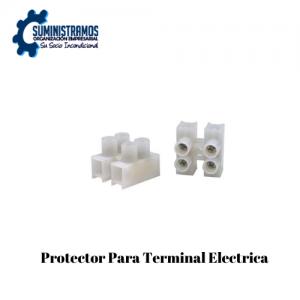 Protector Para Terminal Electrica
